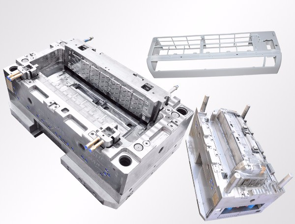 A/C Middle Frame Mould